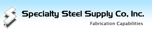 Steel Fabrication Company Logo